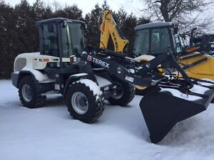 Terex TL120 wheel loader