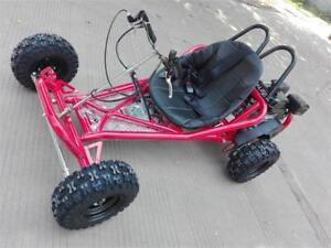 JUST ARRIVED ! T4B GT196 Adult Go Kart Buggy 200cc Off Road
