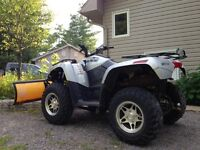Artic Cat ATV needs new home