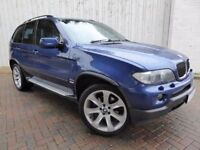 BMW X5 3.0d Sport Auto Edition, Diesel, Long MOT, Service History, Fabulous Specification Vehicle