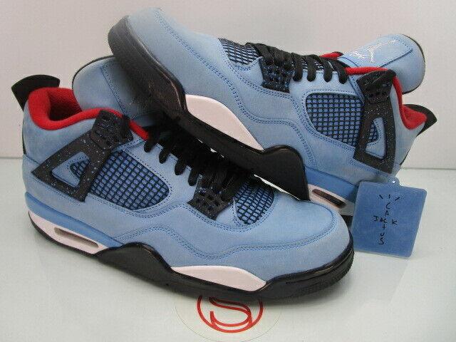 Nike Air Jordan IV 4 Retro TRAVIS SCOTT 14