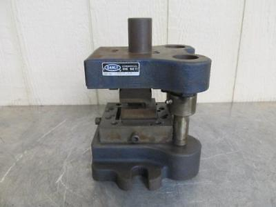 Danly 0505-d5 Punch Press Commercial Back Post Die Set Shoe Two Post