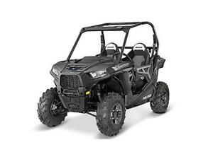 POLARIS RZR 900 EPS TRAIL NOIR DISCRET 2016 DEMO