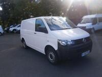Volkswagen Transporter T28 SWB 2.0 TDI 84ps Van DIESEL MANUAL WHITE (2013)