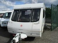 Swift celeste Caravan 2 berth tourer