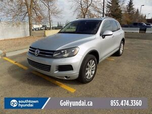 2013 Volkswagen Touareg 3.6L Comfortline 4dr All-wheel Drive 4MO