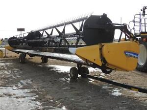 2012 New Holland 880CF-45 - Flex™ Draper Header, CR/CX, Warranty