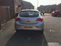Vauxhall Astra Energy in Silver for sale