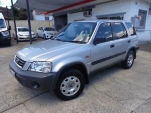 2000 Honda CR-V (4x4) Silver 4 Speed Automatic 4x4 Wagon Sylvania Sutherland Area Preview