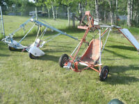 Estimate to transport disassembled ultralight plane
