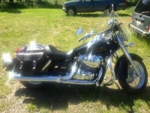 2006 Honda Shadow AERO Williams Lake Cariboo Area image 4