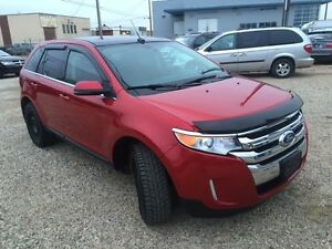 2012 FORD EDGE LIMITED 2 SETS OF TIRES AND RIMS NAV/PANO ROOF Edmonton Edmonton Area image 2