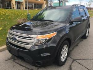 2012 FORD EXPLORER, V6, NO ACCD, CERTIFIED