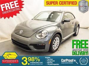 2017 Volkswagen Beetle 1.8T SE *Warranty*