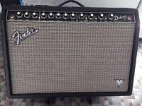 Fender Deluxe 40 watt valve