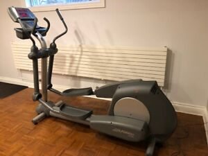 Elliptique Life Fitness X9i Cross-trainer
