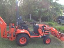 KUBOTA BX25DLBA-AU TRACTOR LOADER BACKHOE Tara Dalby Area Preview