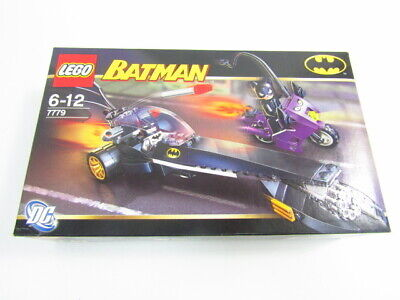 LEGO Batman The Batman Dragster Catwoman Pursuit 7779 In 2006 New Retired
