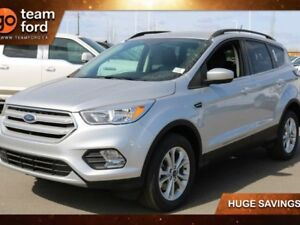 2018 Ford Escape SE, 200A, 1.5L ECOBOOST, 4WD, HEATED SEATS, SYN
