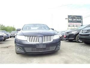 2009 Lincoln MKS AWD**NAVI**NO ACCIDENT**3 YEARS WARRANTY INCLU*
