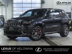 2014 Jeep Grand Cherokee SRT8 w/Winter Tire Package and Luxury G