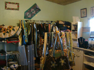 Quilts and Crafts for Sale Moose Jaw Regina Area image 3