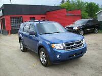 2009 Ford Escape XLT/DVD/AUTO/4X4/GET APPROVED/LOW PAYMENTS