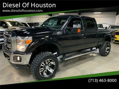 2013 Ford F-250 Lariat FX4 6.7L DIESEL  Lifted Sunroof 2013 Ford F-250 Super Duty Lariat FX4 6.7L DIESEL  Lifted Sunroof 199530 Miles B