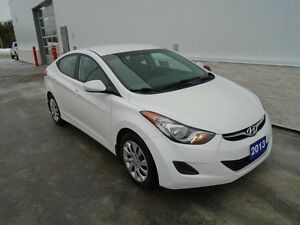 2013 Hyundai Elantra GL (2 Sets of Tires & Rims)