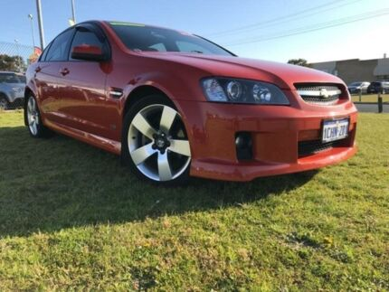 2006 Holden Commodore VE SS V 6 Speed Sports Automatic Sedan