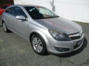 2007 Holden Astra Silver Manual Coupe West Perth Perth City Area Preview
