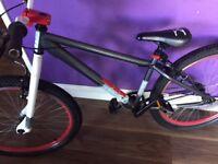 X Rated - Mesh Jump Bike