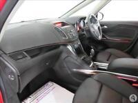 Vauxhall Zafira Tourer 1.4T Elite 5dr