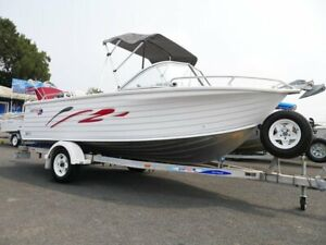 2009 Quintrex 500 COAST RUNNER CV Braeside Kingston Area Preview