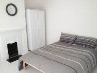 :) Large bright double room available NOW in very clean house :)