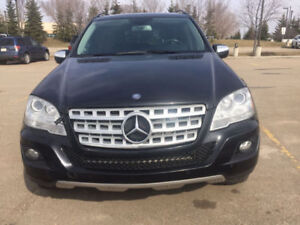 2009 Mercedes Benz ML 350 4 MATIC