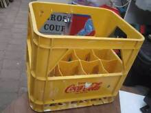 ENJOY COCACOLA  LARGE TRAY FOR 12 LARGE BOTTLE TRAY ONLY Isaacs Woden Valley Preview