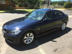 2005 BMW 320i E90 Executive 6 Speed Steptronic Sedan Fawkner Moreland Area Preview