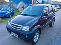 DAIHATSU TERIOS 1.3 Tracker 5dr - Get Ready For Winter - Low Mileage - Fantastic 4x4! 2005