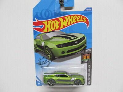 HOT WHEELS  2020 TREASURE HUNT '13 Chevy Camaro Special Edition