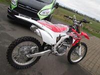 Honda CRF 250 2Stroke cheap motocross