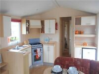 GREAT VALUE 8 Berth static caravan holiday home sited in Norfolk - INCLUDES 2017 Site fees