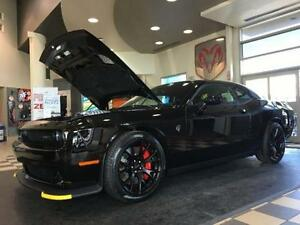 2016 DODGE CHALLENGER SRT HELLCAT SUPERCHARGED 16CL5486