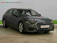 2019 Audi A6 40 Tdi S Line 5Dr S Tronic Auto Estate Diesel Automatic