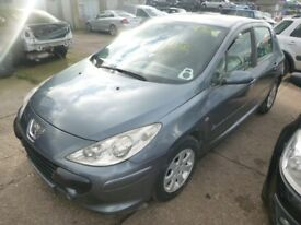 PEUGEOT 307 - ML06SUY - DIRECT FROM INS CO