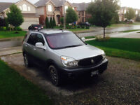 2005 Buick Rendezvous fully loaded with Leather & Heated Seats