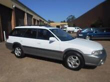 1999 Subaru Outback Wagon AWD Low high range Smithfield Parramatta Area Preview