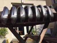 Taylormade Aero Burner Irons 'L Flex' RH Graphite Shaft 5 - PW,SW