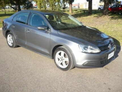 2011 Volkswagen Jetta 1KM MY12 118 TSI Comfortline Silver 7 Speed Automatic Sedan Bairnsdale East Gippsland Preview