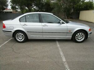 2000 BMW 323i 5 Speed Auto Steptronic Sedan Clearview Port Adelaide Area Preview